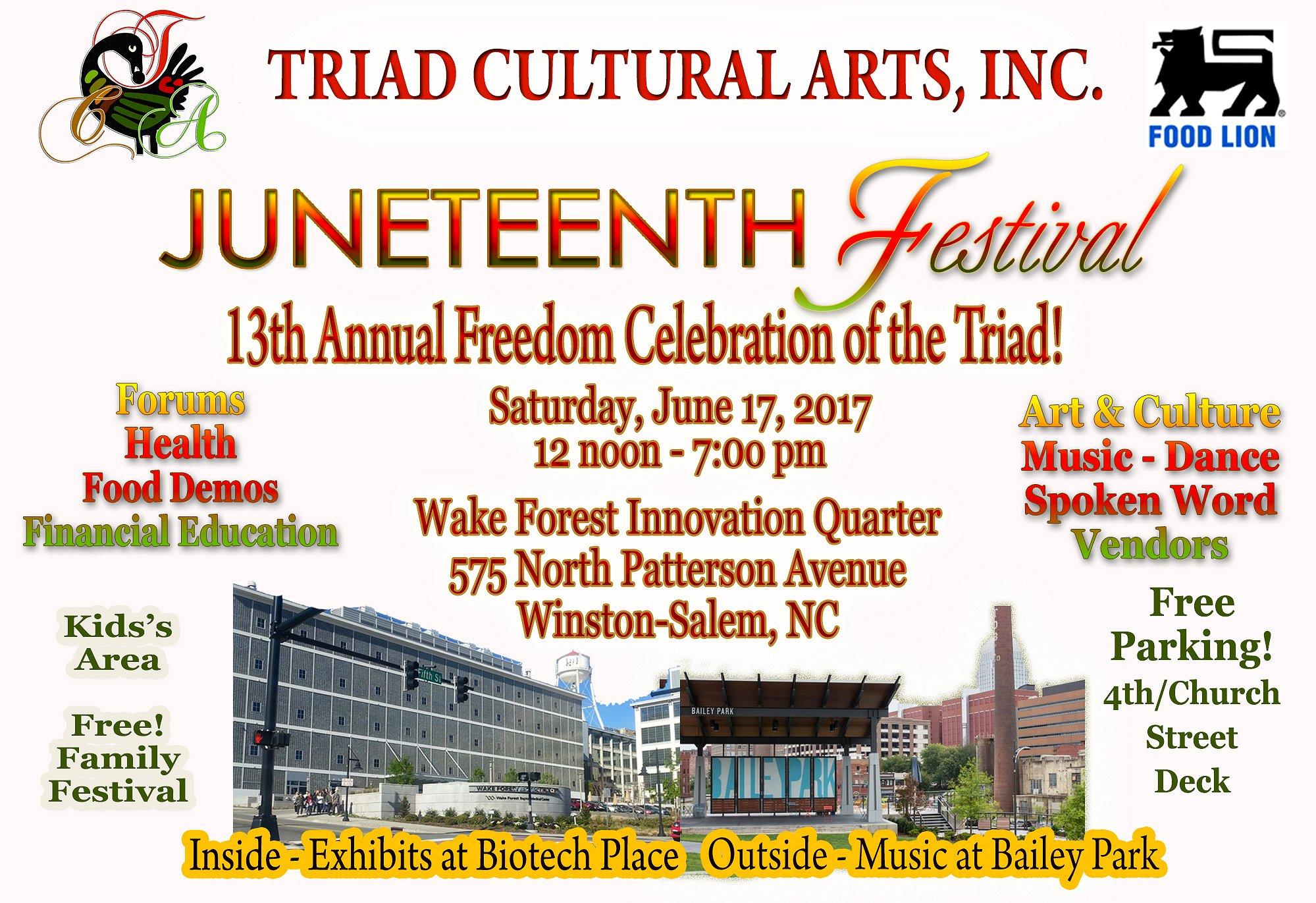 Juneteenth Festival | TCA